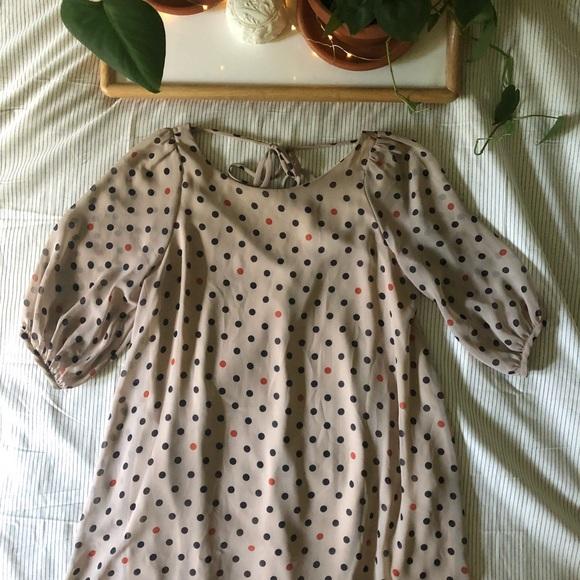 Audrey 3+1 Dresses & Skirts - AUDREY 3+1 bell sleeve dress